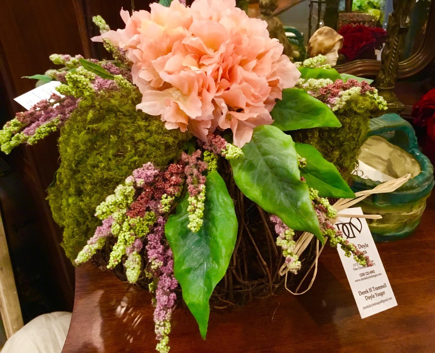 Floral Derek Doyle Designs D H Trammell